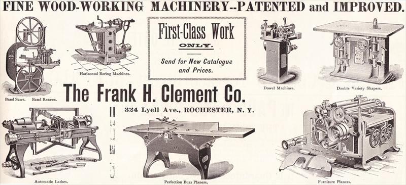 Frank H  Clement