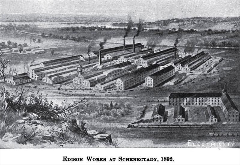 General Electric Co History
