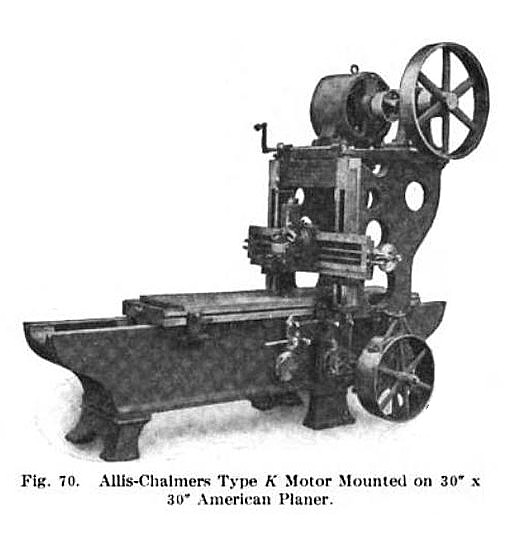 Allis Chalmers Manufacturing Co 1909 Article Allis