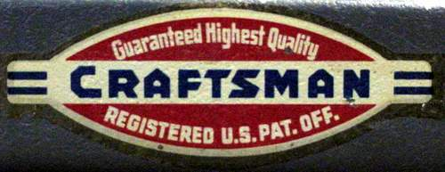 Dating craftsman logos