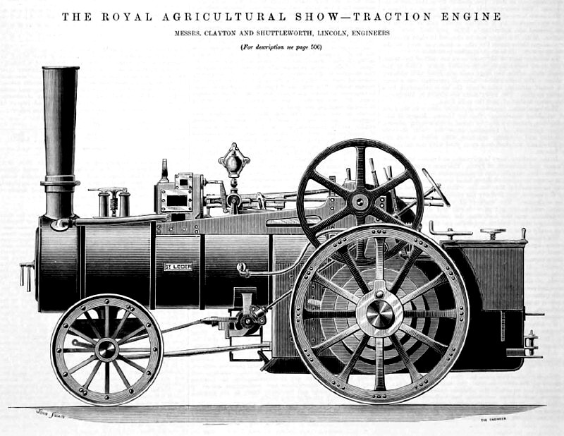 industrial revolution and the steam engine essay The development of the stationary steam engine was an essential early element of the industrial revolution the world was becoming an industrialized place before the.