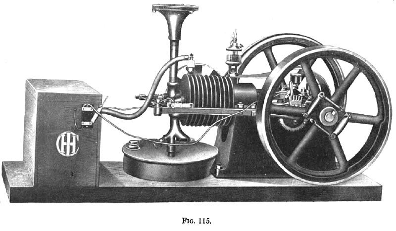 IHC Tom Thumb Engine Manual 1 HP Air Cooled