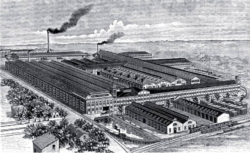 niles machine and tool works
