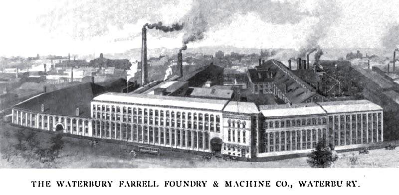 waterbury farrel foundry and machine co