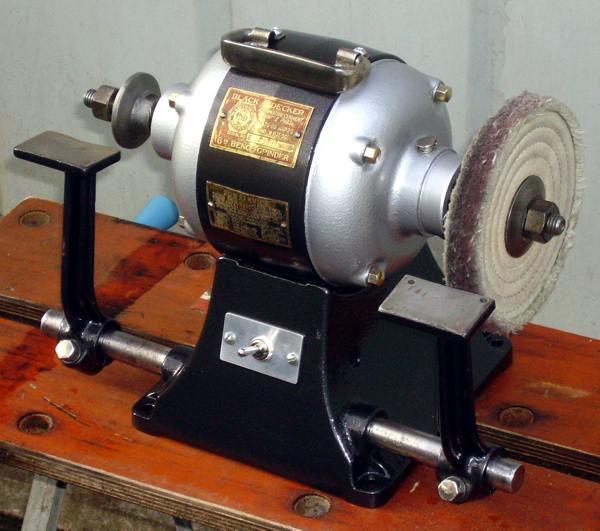 Photo Index Black Decker Manufacturing Co Ltd 6 Bench Grinder