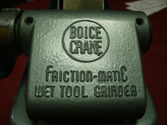Photo Index Boice Crane Co Friction Matic Wet Tool