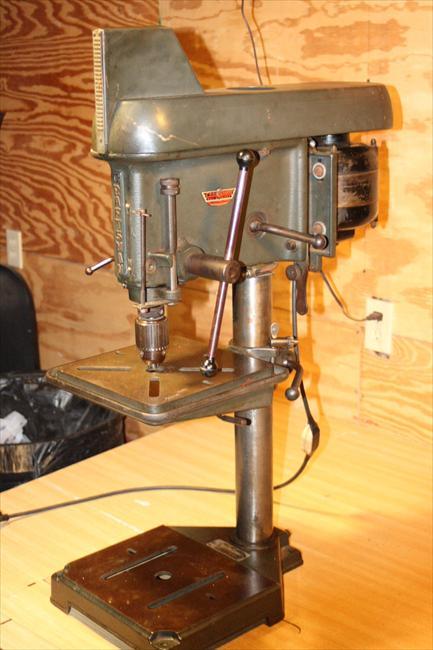 Photo Index Sears Craftsman 103 0305 Craftsman Bench