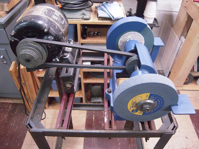 Wondrous Photo Index Sears Craftsman 2601 Belt Driven Bench Machost Co Dining Chair Design Ideas Machostcouk