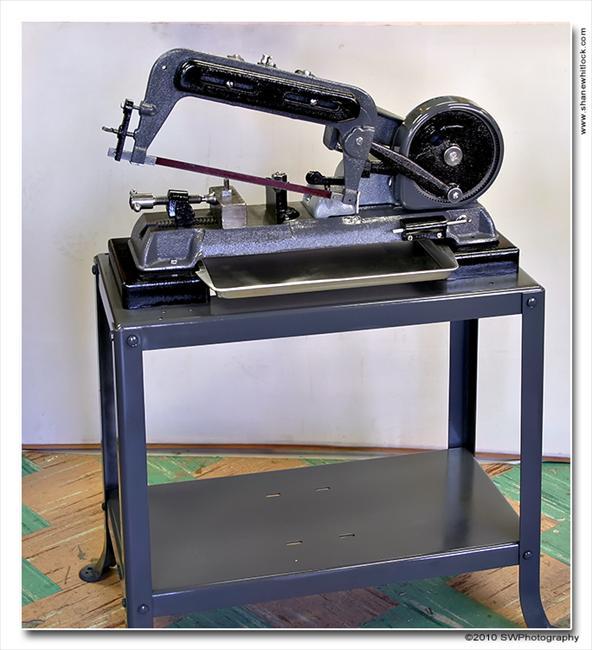 Photo Index Sears Craftsman Craftsman Power Hacksaw