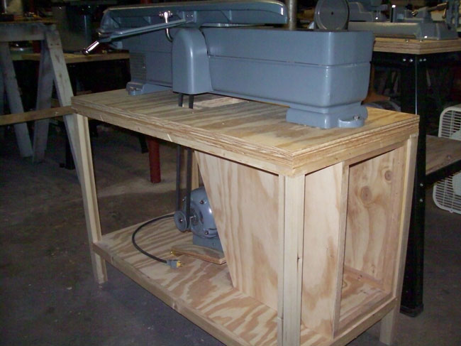Woodwork Jointer Stand Plans Pdf Plans