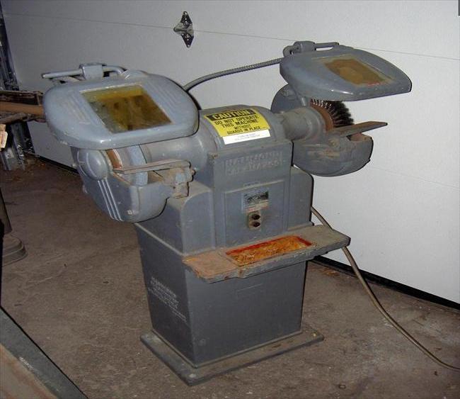 Photo Index Hammond Machine Co Ok 10