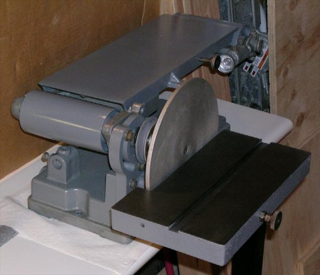 Photo Index Sears Craftsman 103 22350 Belt Disc