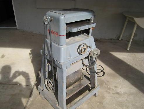 yager machine