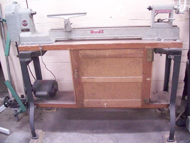 rockwell wood lathe 46-111 2