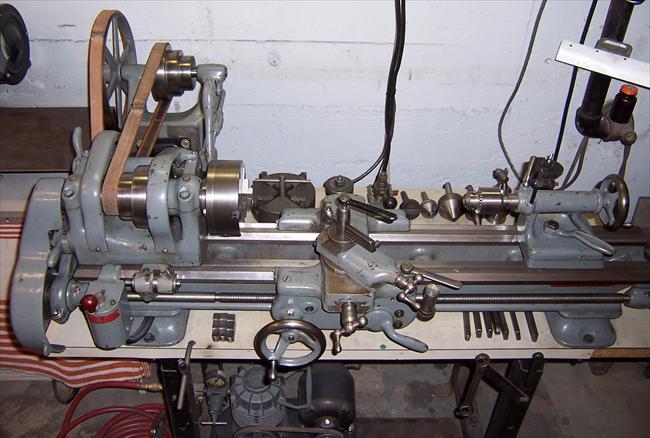 Photo Index - South Bend Lathe Works - Model C