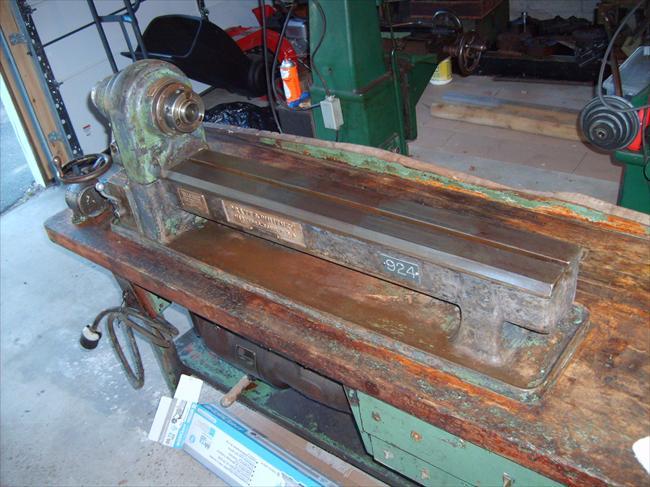 Photo Index Pratt Amp Whitney Co Bench Lathe Model 1869