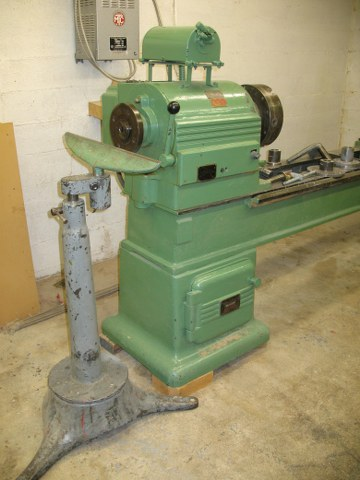 Photo Index - Oliver Machinery Co. - 25-C Patternmaker's Lathe | VintageMachinery.org