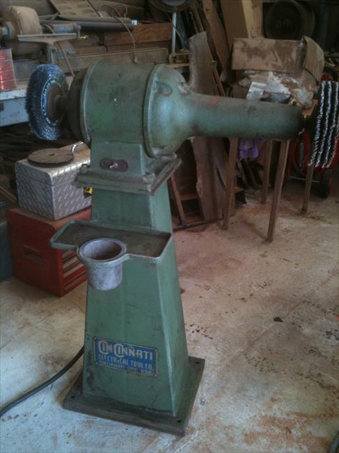 Photo Index Cincinnati Electrical Tool Co Long Arm