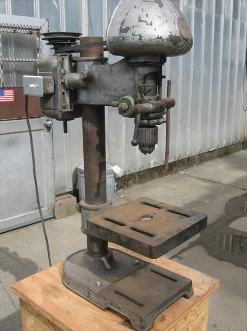 Photo Index Delta Manufacturing Co Dp 220 Bench Drill