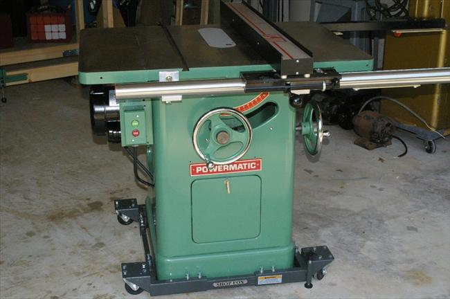 Best table saw page 6 for Powermatic 66 table saw motor