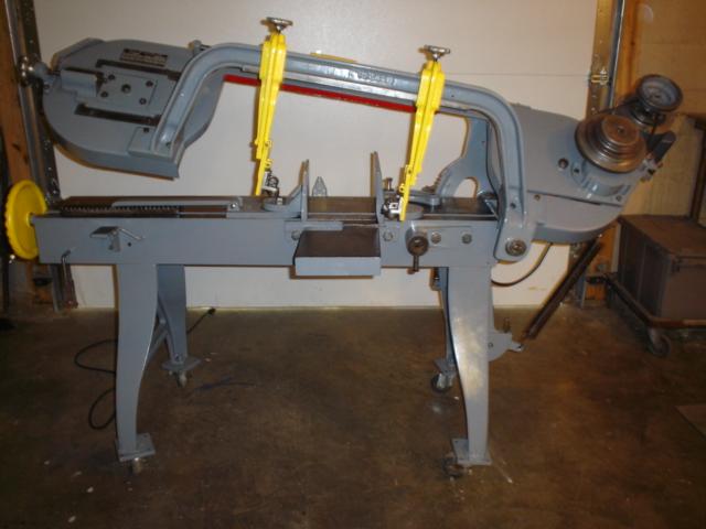 Yard Machine Parts >> Photo Index - W. F. Wells, Inc. - HORIZONTAL BAND SAW ...