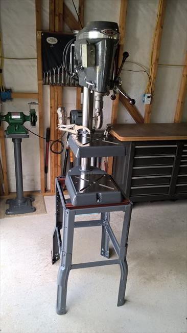 Vintage Craftsman Drill Press Manual Bert Jay
