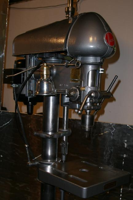 Gallery Vintage Delta Drill Press