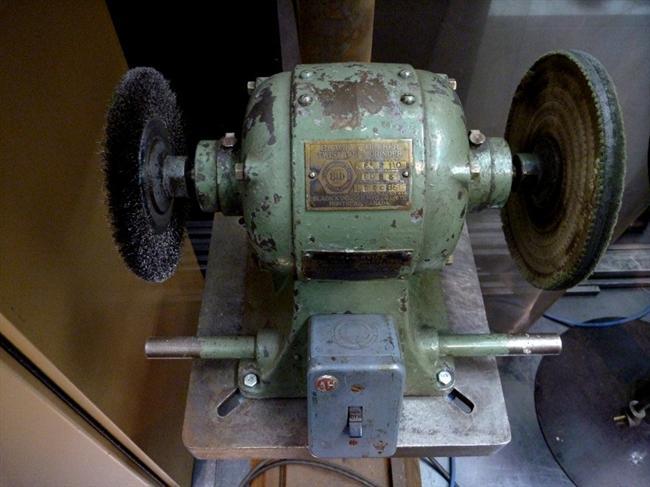 Photo Index Black Decker Manufacturing Co Ltd Twist Drill Grinder