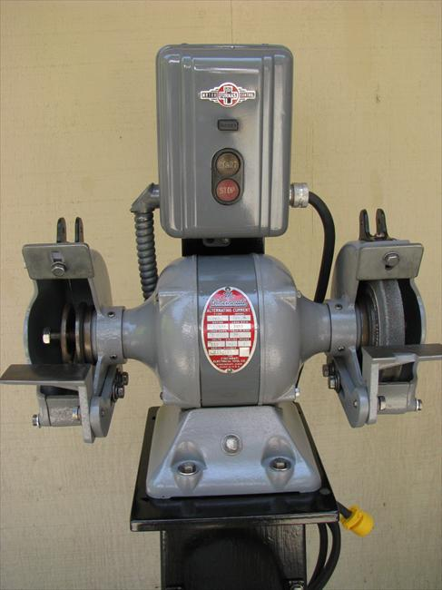 Photo Index Cincinnati Electrical Tool Co Type Bba Model 109 Vintagemachinery Org