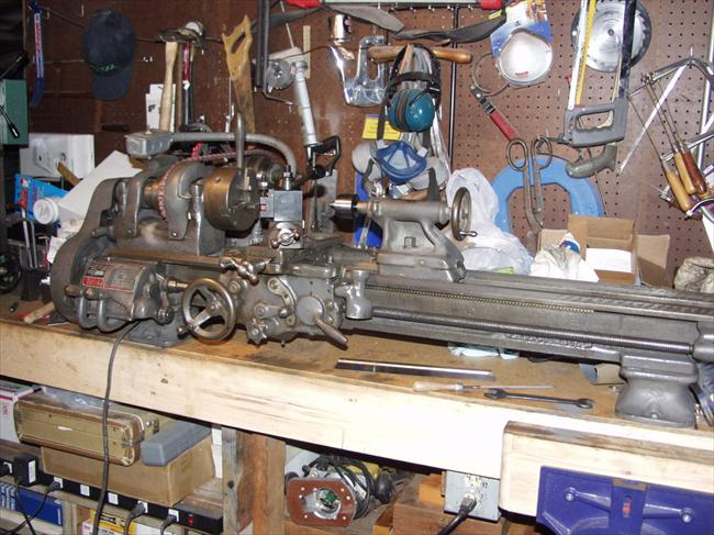 Photo Index South Bend Lathe Works South Bend 9a