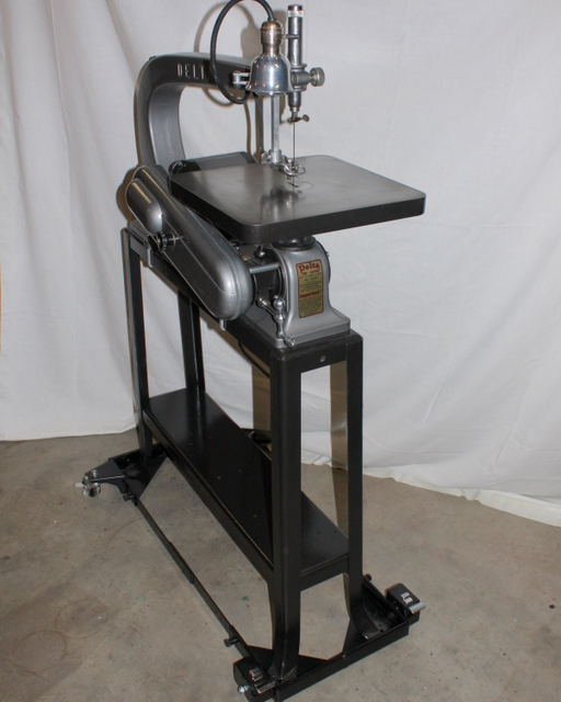 Antique Scroll Saw: Delta Manufacturing Co.