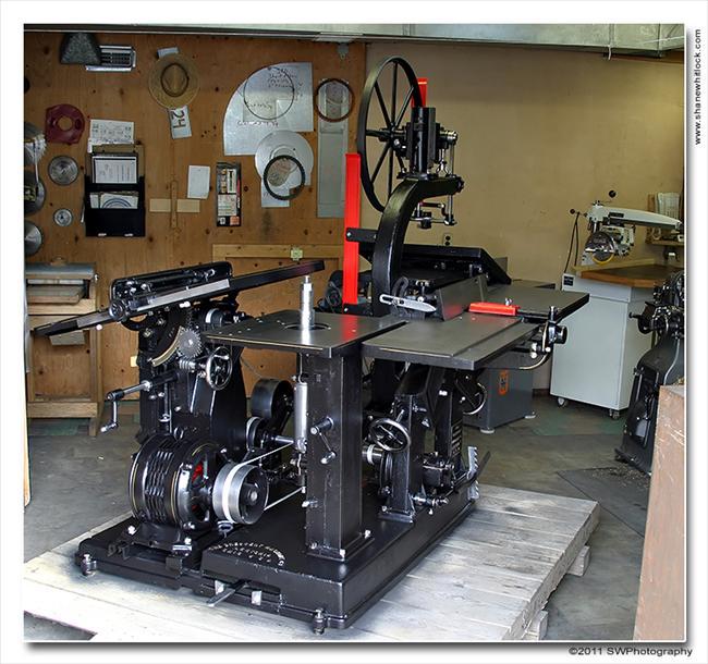 Photo Index - Crescent Machine Co. - Universal Wood-Worker Model 108 | VintageMachinery.org