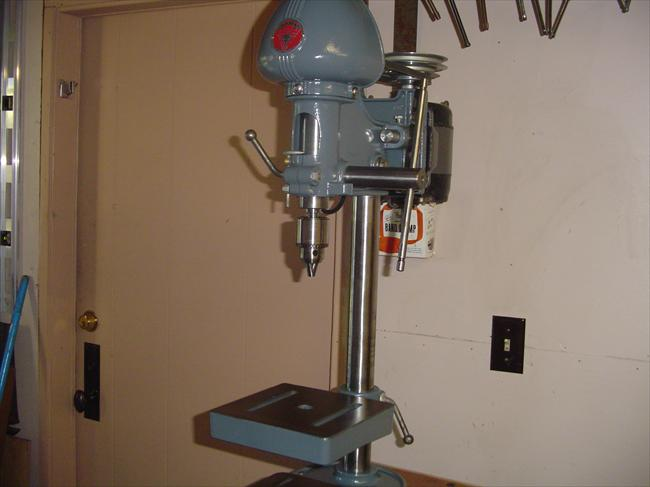 Photo Index Delta Manufacturing Co Bench Top Drill