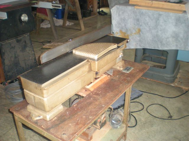 Photo Index Sears Craftsman 6 Quot Jointer