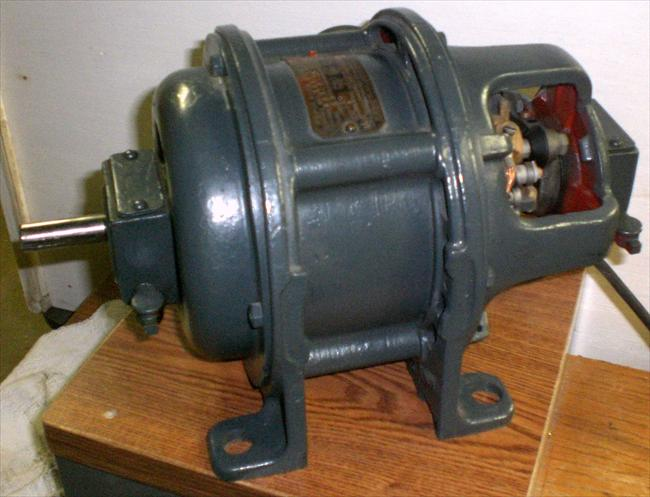 Photo index general electric co 110 220 single phase for General electric motor company