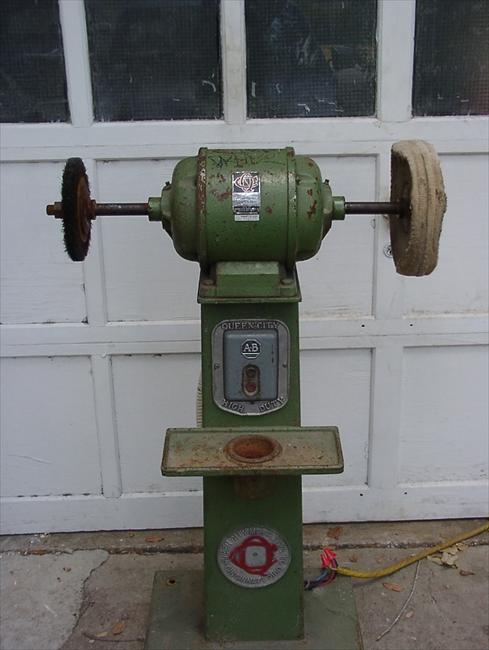 Photo Index Queen City Machine Tool Co Model 12b