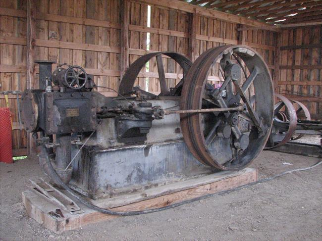 Photo Index - Skinner & Wood - Stationary Steam Engine ...