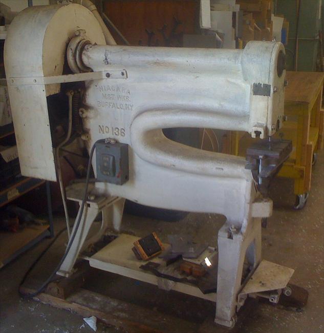 niagara machine and tool