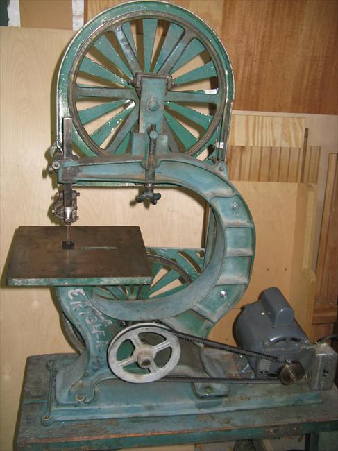 Photo Index Boice Crane Co 12 Quot Bandsaw Vintagemachinery Org