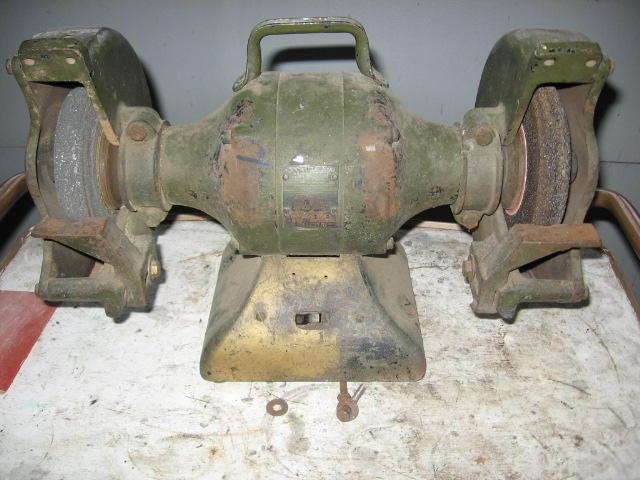 Photo Index Black Decker Manufacturing Co Ltd Bench Grinder