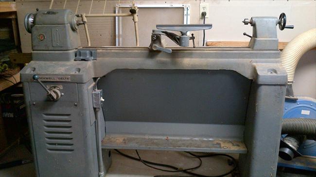 Photo Index - Rockwell Manufacturing Co. - 46-450 Lathe | VintageMachinery.org