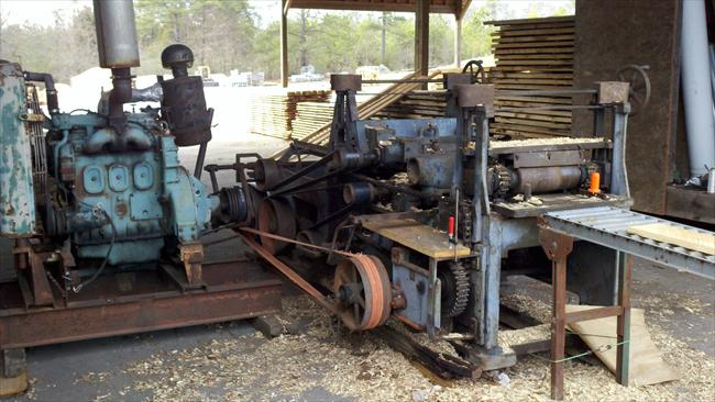 Photo Index - J  A  Vance Co  - vance 66 4 sided planer