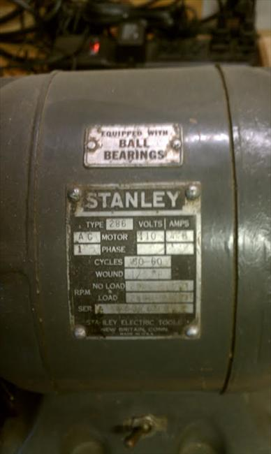 Photo Index Stanley Works Stanley Electric Tools