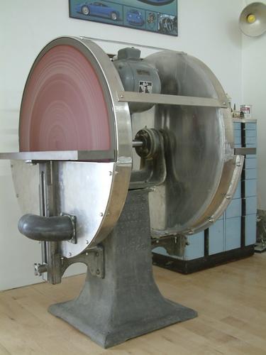 Photo Index Jones Superior Machine Co Double Disc