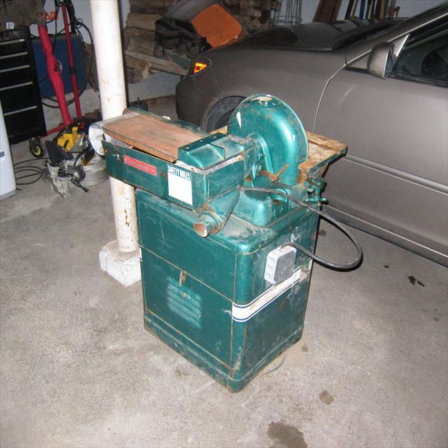Photo Index Powermatic Machine Co Model 30