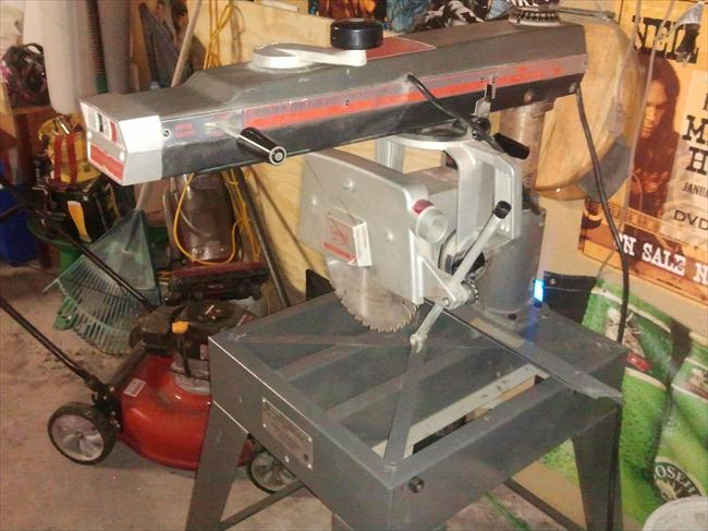 dewalt 740 radial arm saw manual