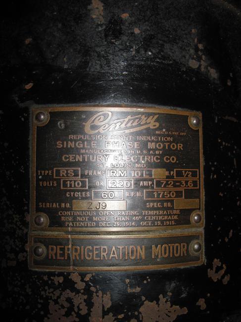 Photo Index Century Electric Co Repulsion Start