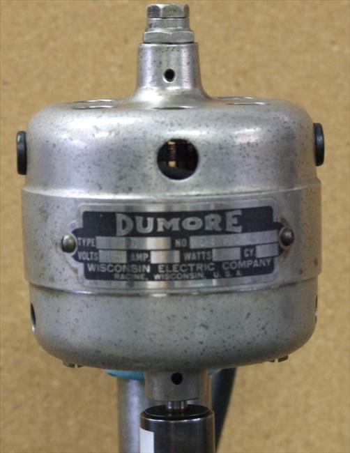 Photo Index Dumore Co Type Pd Sensitive Drill Press