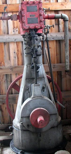 Photo index troy engineering machine co troy for Stationary motors for sale