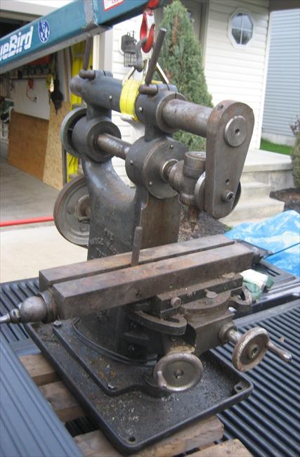 Photo Index Burke Machine Tool Co 4 Burke Mill